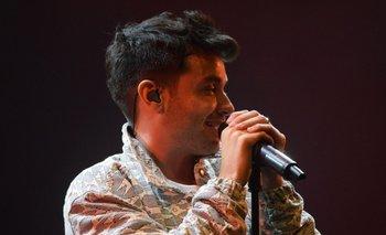 Casanova, que decidió probar suerte como solista tras la disolución del grupo, fue el protagonista de la presentación que anunció el regreso