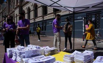 Las elecciones se llevaron a cabo este miércoles desde la hora 8 hasta las 19; más de 300 mil personas estaban habilitadas para votar