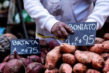 Argentina tuvo una fuerte suba de sus precios internos el pasado mes.