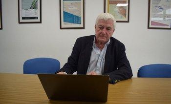 Federico Stanham, director ejecutivo en la Cupra.