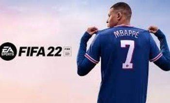 Portada de FIFA 22
