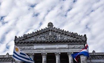 Fachada del Palacio Legislativo