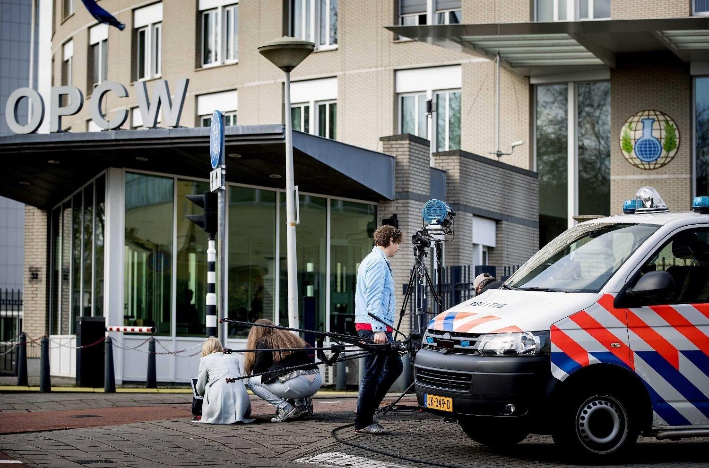 Holanda expulsa a 4 rusos acusados de planear ciberataque contra la OPAQ
