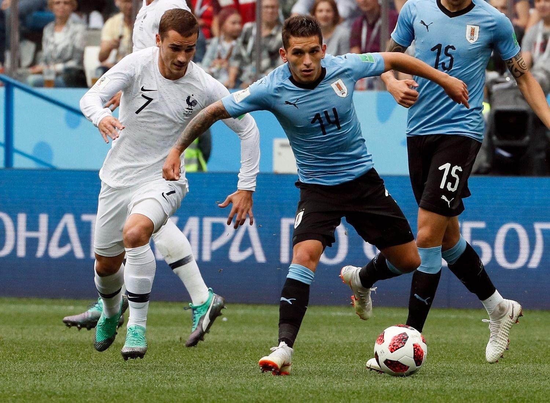 Brasil elige a Uruguay para amistoso en Londres