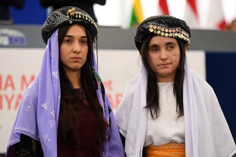 Nobel de la Paz reconoce la lucha contra la violencia sexual