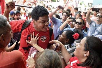 En la campaña de Brasil se han registrado enfrentamientos entre votantes de Bolsonaro y Haddad.