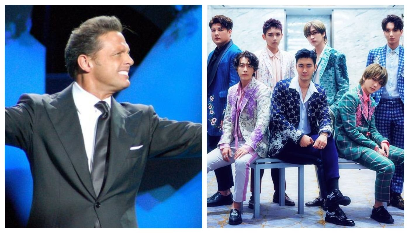¡Super Junior coverea a Luis Miguel!
