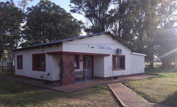 Policlínica de pueblo Valentín