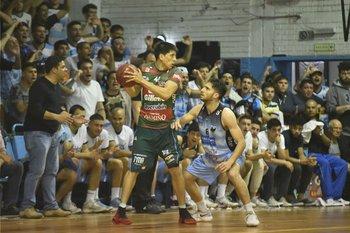 Demian Álvarez y Alex López