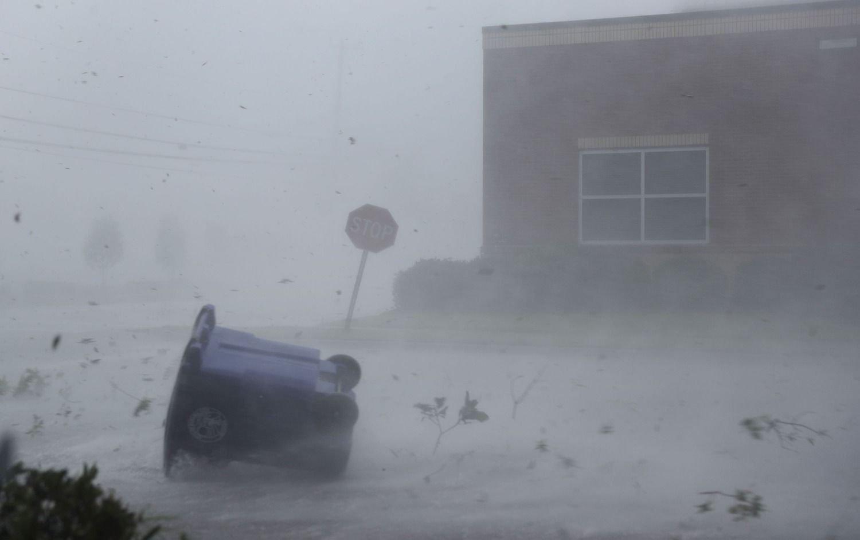 El gobernador de Florida ordenó evacuaciones masivas y obligatorias ante la llegada del huracán Michael