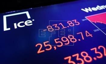Las acciones argentinas caían este jueves en Wall Street.