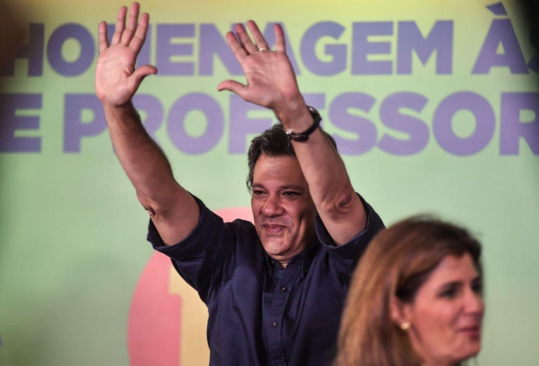 Bolsonaro no participará en ningún debate televisivo con Haddad