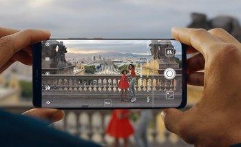 Una de las cámaras de los nuevos smartphones incluye un gran angular ideal para captar paisajes y panoramas