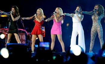 Las Spice Girls celebran el cuarto de siglo de la banda