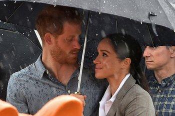 Harry y Meghan se casaron en 2018