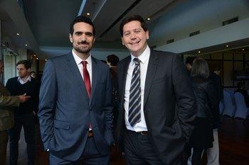 Gonzalo Navarri y Javier Berdaguer