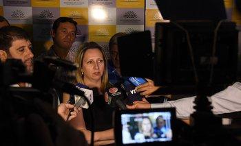 """Patricia Rodríguez dijo que el sindicato que dirige es """"el primero en ser echado por defender a sus compañeros"""""""