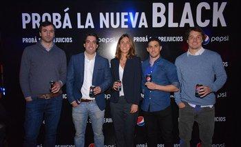 Eugenio Raffo, pablo Costoya, Gabriela Cibils, Rodrigo de Fuentes y Federico Delgado