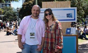 Pablo Migliani y Virginia Molfese