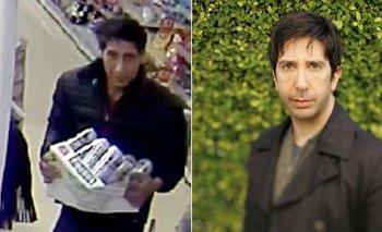 El actor tuvo que aclarar que no fue él quien robó una billetera, una chaqueta y un teléfono en el noroeste de Inglaterra.