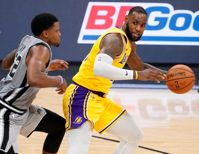 Timberwolves vence a los Lakers de LeBron
