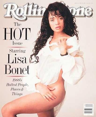 Zoë Kravitz Posa Desnuda Para La Rolling Stone Como Lo Hizo Su Madre