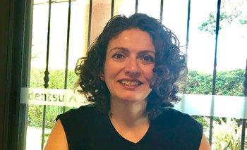 Aina Fuentes está al frente de la Estrategia regional en Dentsu Aegis Network