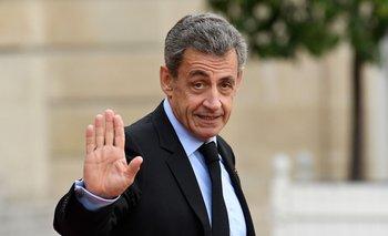 Nicolas Sarkozy en 2019