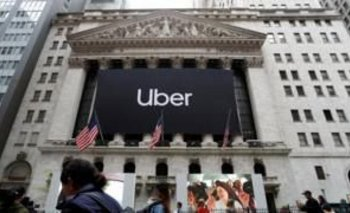 Uber debutó en la Bolsa de Nueva York en mayo de este año