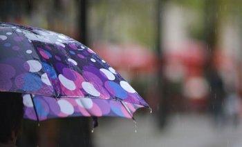 Fin de semana con lluvias y viento en buena parte del territorio nacional.