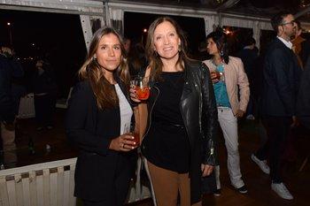 Magdalena Fernández y Graciela Mainardi