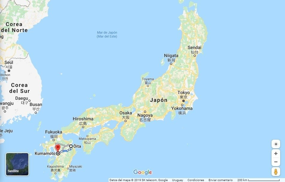 Japón espera este fin de semana la llegada de un poderoso tifón