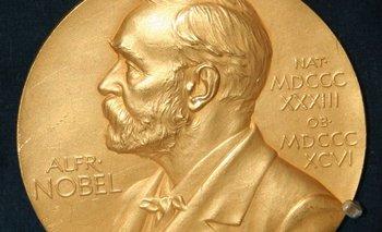 La medalla de Alfred Nobel