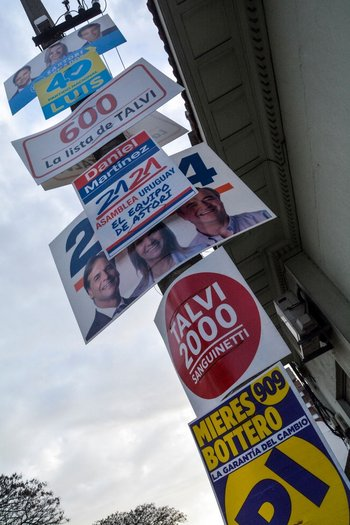 El Frente Amplio es el que más multas pagó, aunque no pasa del 4% del total que le corresponde abonar