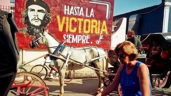 La frase más conocida de Guevara es un emblema para la izquierda mundial.