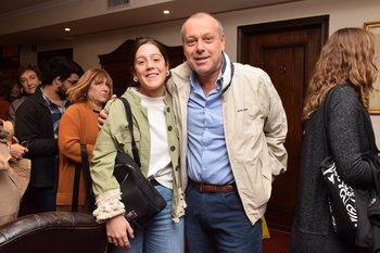 Agustina y Gonzalo Torres