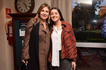 Laura Suarez y Jimena Risso