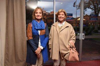 Susana Silva y Laura Arzuaga