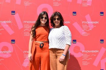 Sofia Inciarte y Carina Martinez