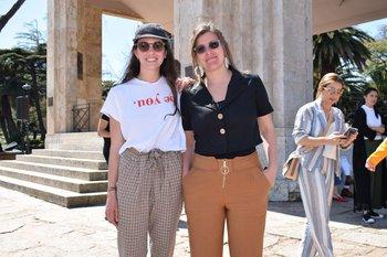 Catalina Mascia y Rocio Barrios
