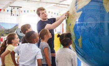¿Te has preguntado cuántos continentes hay? y ¿estás seguro de tu respuesta?