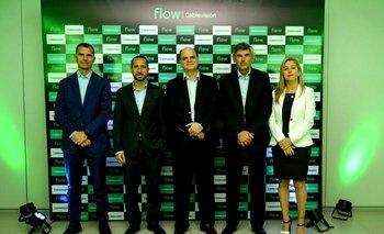 Fernando Cravero, Javier Emicuri, Andrés Tolosa, Guillermo Valente y Gisella Tomasi