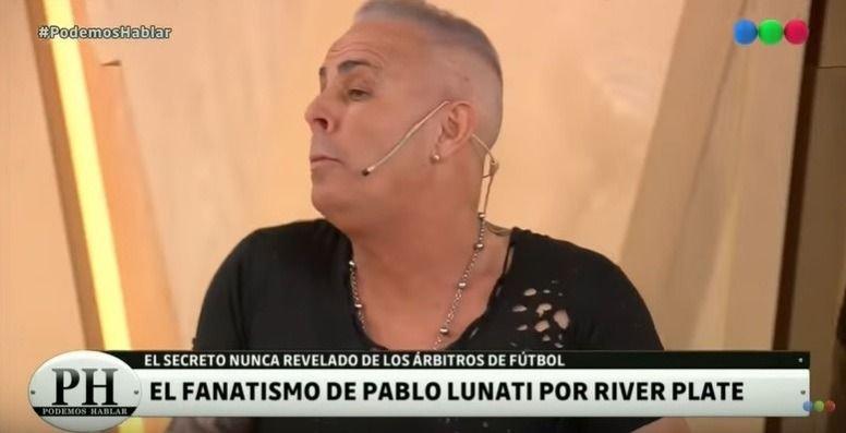 Reveló el día que benefició a River — Pablo Lunati