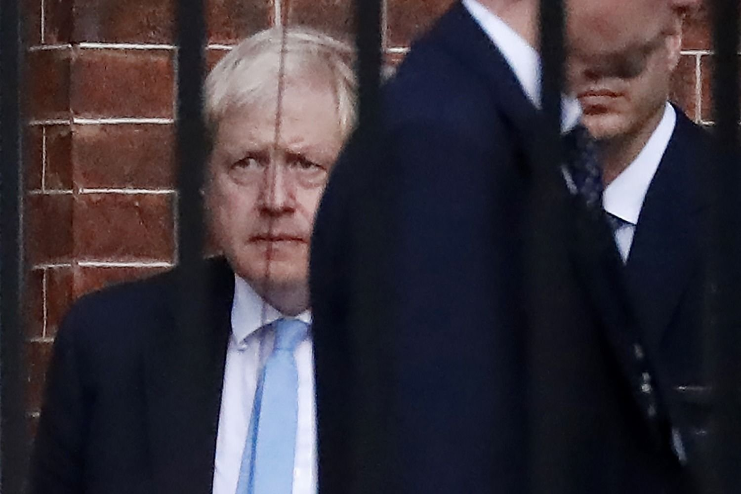 Boris Johnson anuncia un