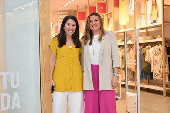 Ximena Quintas y Magdalena Mutio