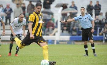 Lucas Viatri le rindió dos años y medio a Peñarol