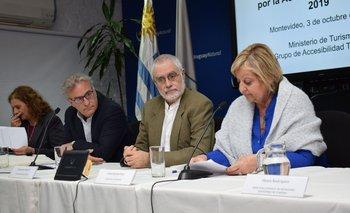 Carlos Fagetti, Benjamín Liberoff y Liliam Kechichian