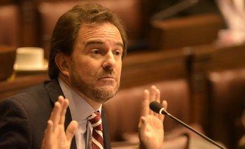 Archivo. Germán Cardoso asumió este martes su banca en Diputados, donde ya había estado le legislatura anterior