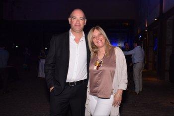 Pedro Tornoni y Sandra Romero