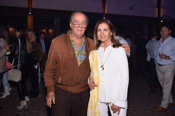Antonio Terra y Rosario Rompani